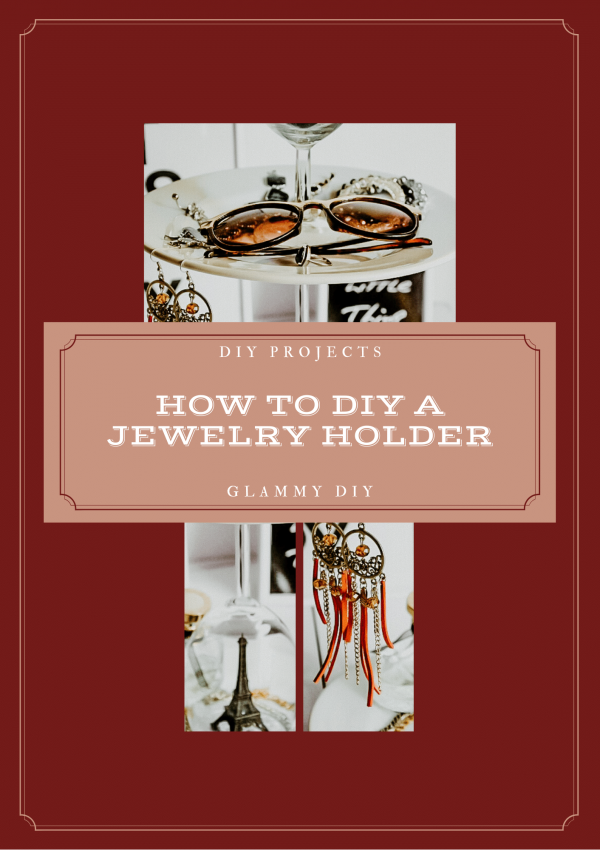 DIY Jewelry Organizer/Cupcake Holder