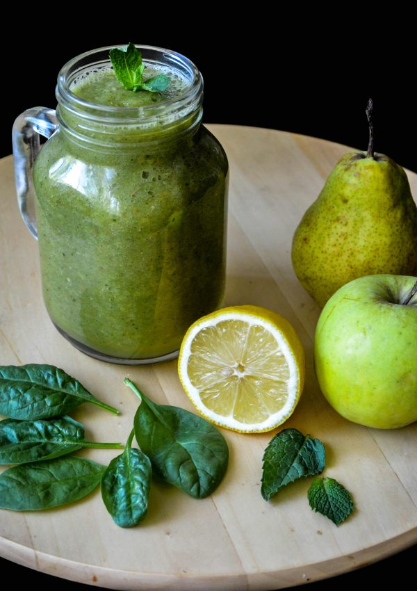 My Greenie Warrior for Detox